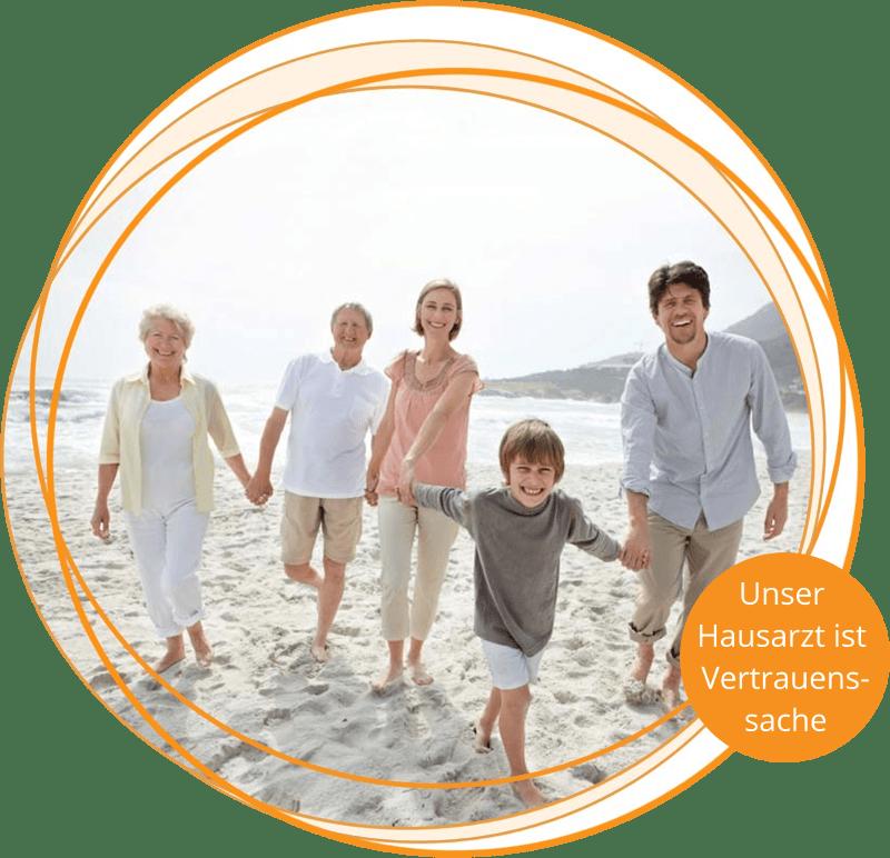 Familie: Hausarzt ist Vertrauenssache
